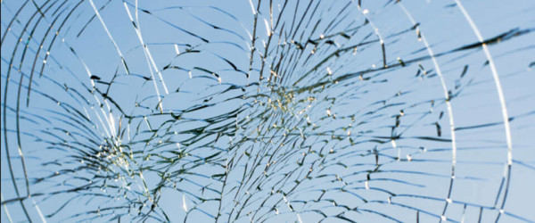 Windshield Glass in need of a windshield replacement